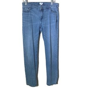 Crown and Ivy women's jeans pants denim size 10